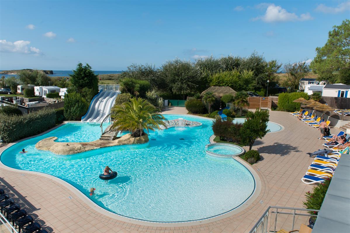 Location vacances avec piscine dans le morbihan - Residence vacances var avec piscine ...